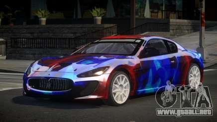 Maserati Gran Turismo US PJ1 para GTA 4