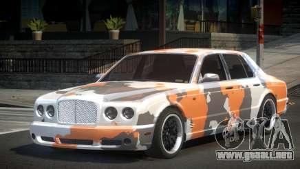 Bentley Arnage Qz S8 para GTA 4