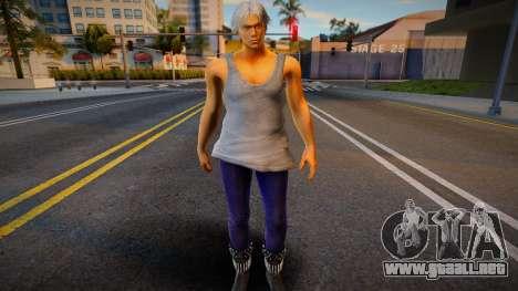 Lee New Clothing 7 para GTA San Andreas