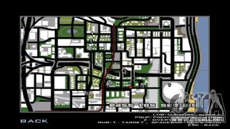 Nyotengu Dead or Alive Sexy Mural para GTA San Andreas