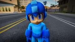 Mega Man from Super Smash Bros. for 3DS para GTA San Andreas