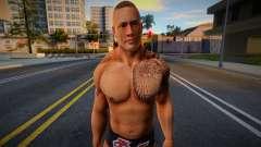 Dwayne The Rock Johnson v1 para GTA San Andreas