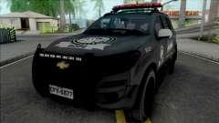 Chevrolet Trailblazer BOPE PMAL