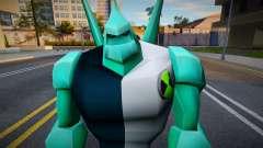 Diamondehad Ben 10 Omniverse 11 Years para GTA San Andreas