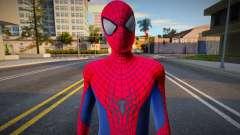 Spider-Man Andrew Garfield para GTA San Andreas