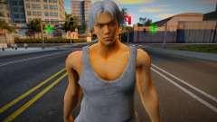 Lee New Clothing para GTA San Andreas