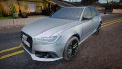 Audi RS6 Avant (RUS Plate)