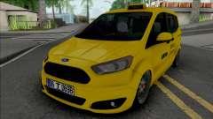 Ford Tourneo Courier Taksi (MRT) para GTA San Andreas