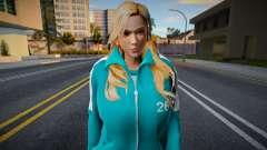 DOA Sarah Brayan Fashion Casual Squid Game N264 para GTA San Andreas