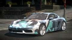 Porsche 718 Qz S7 para GTA 4