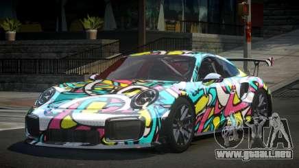 Porsche 911 BS-U S8 para GTA 4