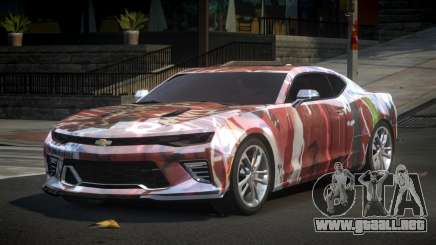 Chevrolet Camaro SP-U S7 para GTA 4