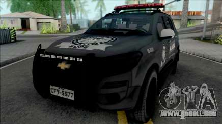 Chevrolet Trailblazer BOPE PMAL para GTA San Andreas