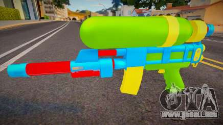 Squirt Gun para GTA San Andreas