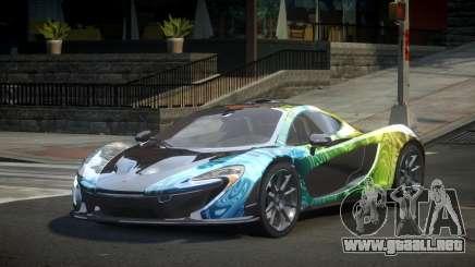 McLaren P1 U-Style S1 para GTA 4