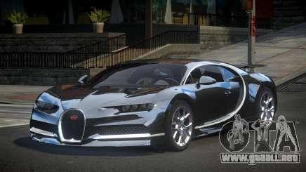 Bugatti Chiron U-Style para GTA 4
