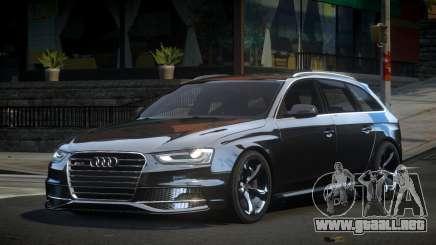 Audi RS4 U-Style para GTA 4