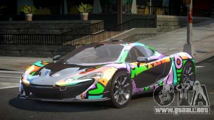 McLaren P1 U-Style S2 para GTA 4