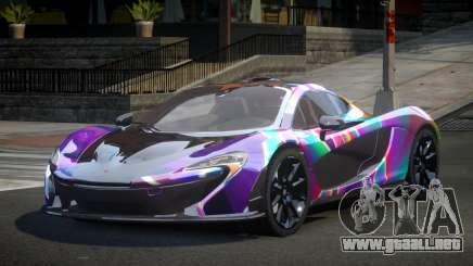 McLaren P1 U-Style S4 para GTA 4