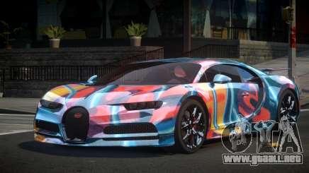 Bugatti Chiron GT S8 para GTA 4