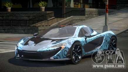 McLaren P1 U-Style S3 para GTA 4