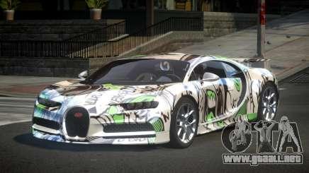 Bugatti Chiron U-Style S2 para GTA 4