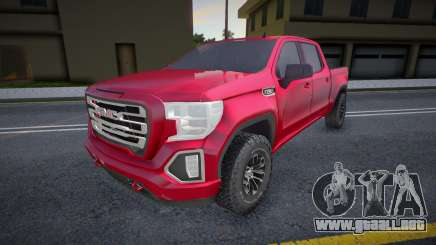 GMC Sierra 1500 2019 para GTA San Andreas