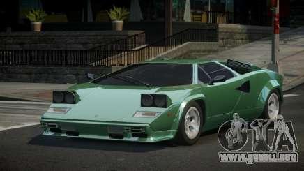 Lamborghini Countach Qz para GTA 4