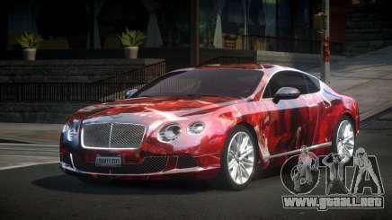 Bentley Continental Qz S10 para GTA 4