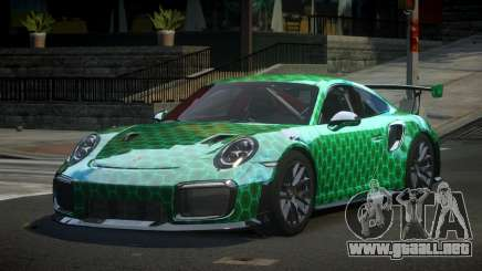 Porsche 911 BS-U S5 para GTA 4
