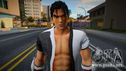 Jin from Tekken para GTA San Andreas