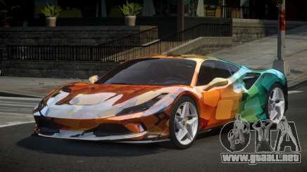 Ferrari F8 U-Style S1 para GTA 4