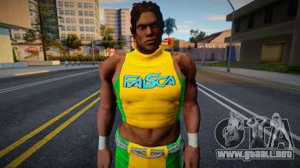 Eddy Gordo para GTA San Andreas