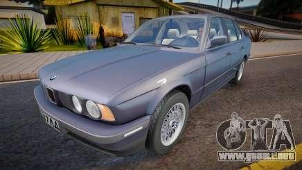 BMW 535I - Dashing 90s para GTA San Andreas