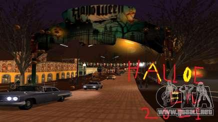 Halloween de Santa María 2021 para GTA San Andreas