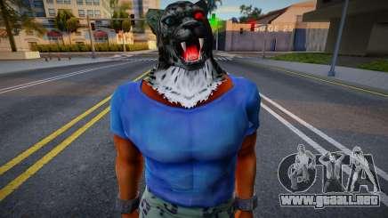 Armor King para GTA San Andreas