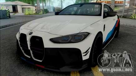 BMW M4 G82 M Performance 2021 para GTA San Andreas