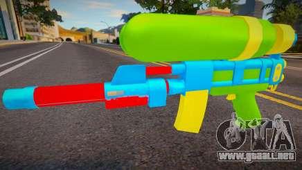 Squirt Gun v2 para GTA San Andreas