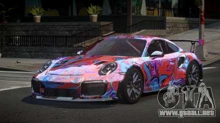 Porsche 911 BS-U S4 para GTA 4