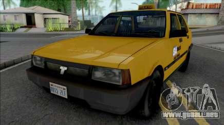 Tofas Sahin Taksi SA Style para GTA San Andreas